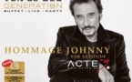 G+30, DINNER, HOMMAGE A JOHNNY HALLYDAY PAR LE GROUPE ATTITUDE LIVE & PARTY