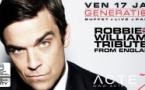 G+30, DINNER, ROBBIE WILLIAMS TRIBUTE LIVE & PARTY