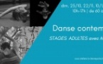 Stages danse contemporain - adultes