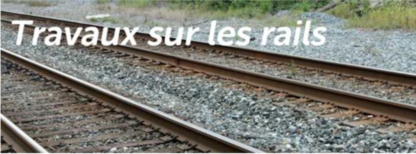 Ottignies : Travaux d'Infrabel sur la ligne 161