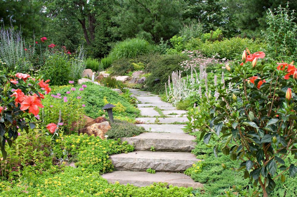 Hesbaye-brabançonne : 8 jardins naturels ouverts