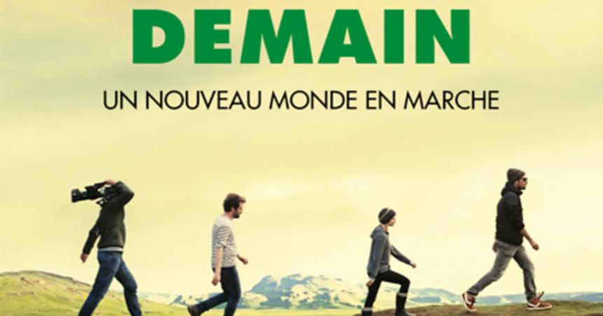 """Ottignies : Ciné-philo """"Demain"""""""
