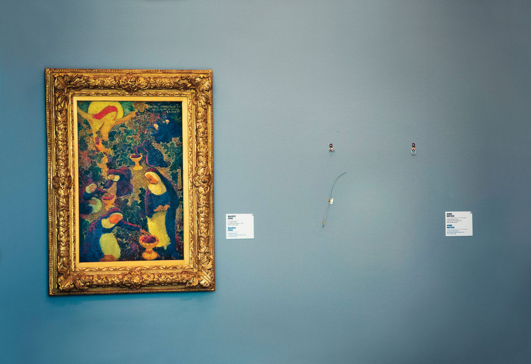 """Jodoigne : Ciné-débat """"Stolen Art"""""""