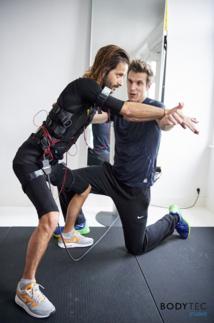Electriser votre sport avec BODYTEC Studio, l'expert en électrostimulation à Waterloo ! (EMS : l'Electro-Myo-Stimulation)