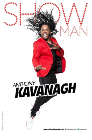 Anthony Kavanagh à Nivelles !