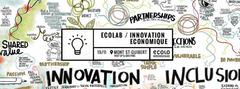 Ecolab #6 - Innovation économique