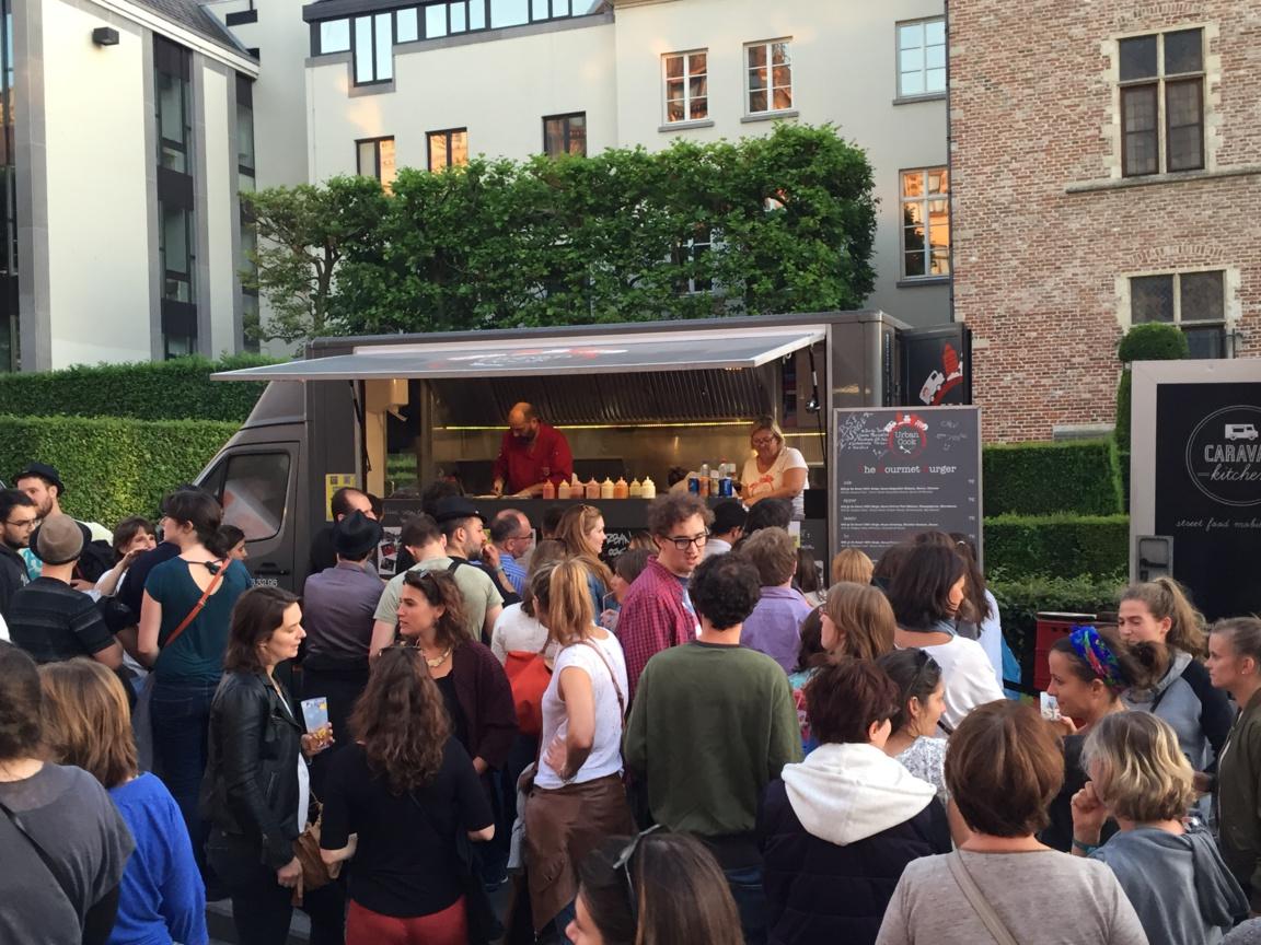 Food truck en Brabant wallon : La folie des Cuisines Mobiles