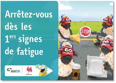 Somnolence au volant : nouvelle campagne de sensibilisation !