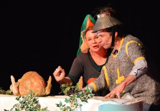 Théâtre en Brabant wallon : «Ripaille» (Rixensart et Perwez)