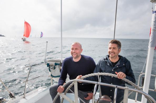 Brabant wallon : François Damiens se dévoile en exclusivité sur RTL TVI !