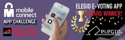 Wavre : Elegio, voter en toute sécurité via son smartphone