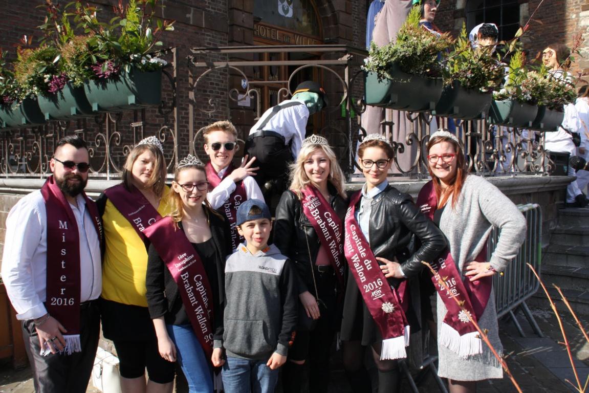 Inauguration du costume du Maca  et de ouverture du Carnaval 2017 de Wavre : Toutes les photos !