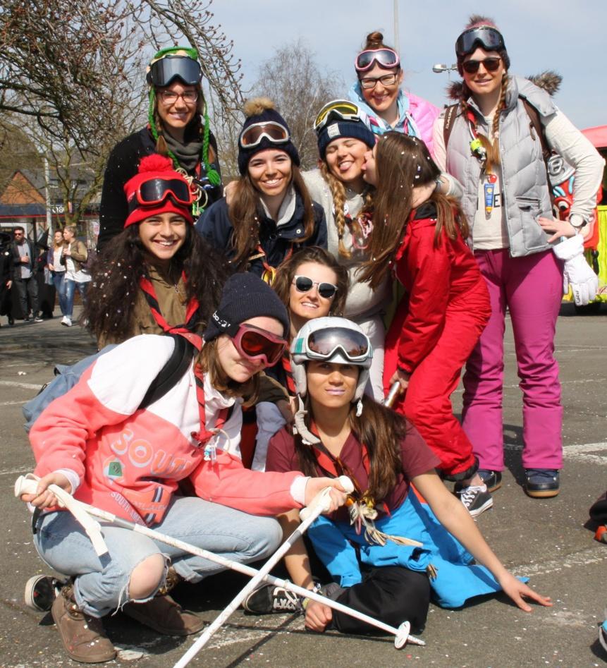 Wavre : Toutes les photos du Carnaval 2017 !