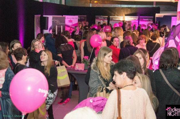 Wavre : La VIP Ladies Night by Nadine chez Olivares.