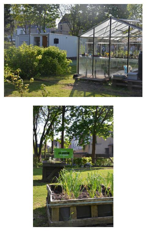 Wavre présente son nouveau Jardin de l'Orangerie