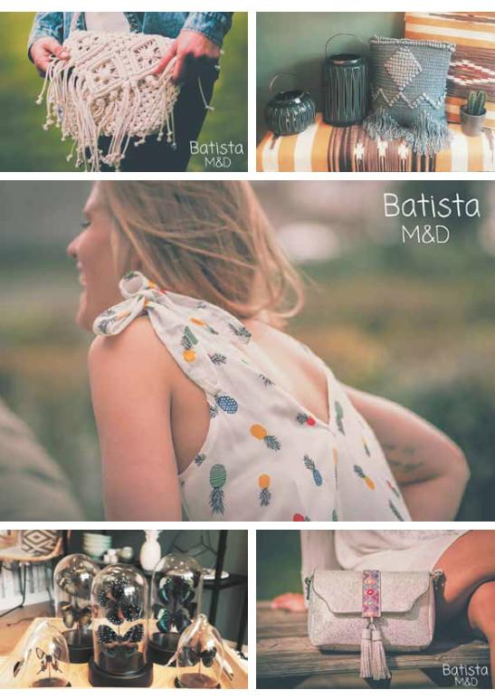 Déco, mode et vêtements à Rixensart : BATISTA, quand le rêve devient réalité