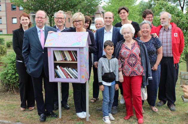 Des boîtes à livres pour un été de partage littéraire