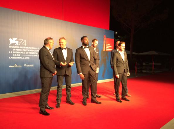Ittre : Une coproduction RTL TVI à la Mostra de Venise