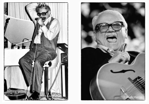 Exposition Alex Kouprianoff / Guido Marcon Parcours de deux photographes talentueux qui rendent hommage à Toots Thielemans chez Marie's Corner