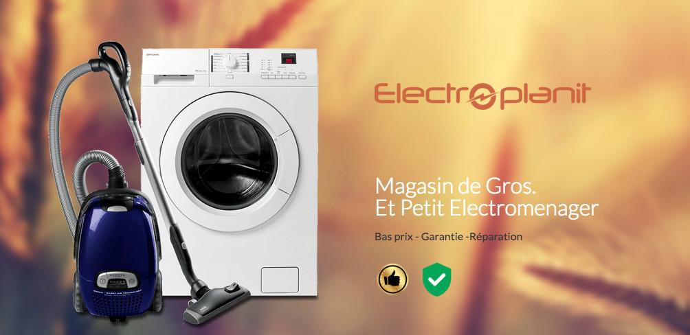 Electroplanit - Votre Référent en Electroménager en Brabant wallon (Jodoigne, Wavre, Chaumont-Gistoux, LLN, etc.)