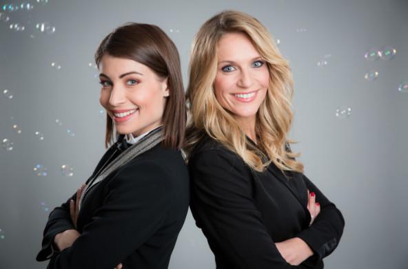 Rixensart :  C'est notre Sandrine qui présentera le grand bêtisier des 30 ans sur RTL !