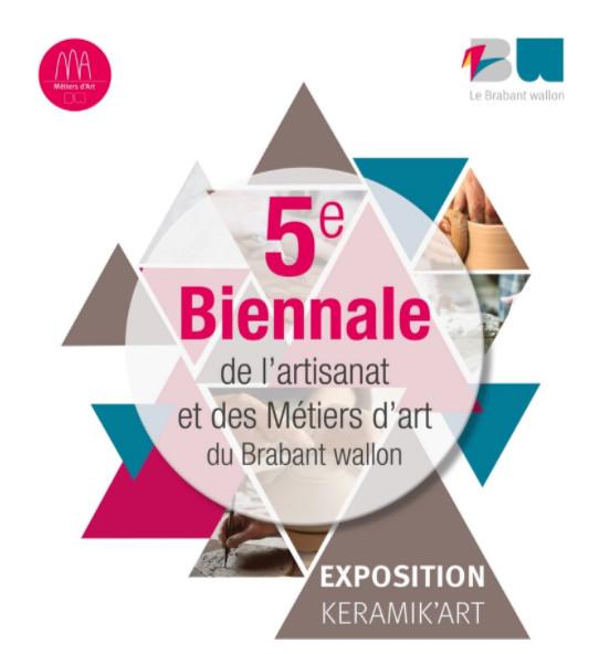 5e Biennale de l'artisanat et des Métiers d'art - Keramik'Art
