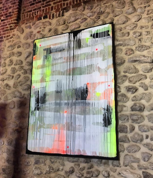 Exposition de Kevin Denis : du graff au mouvement !