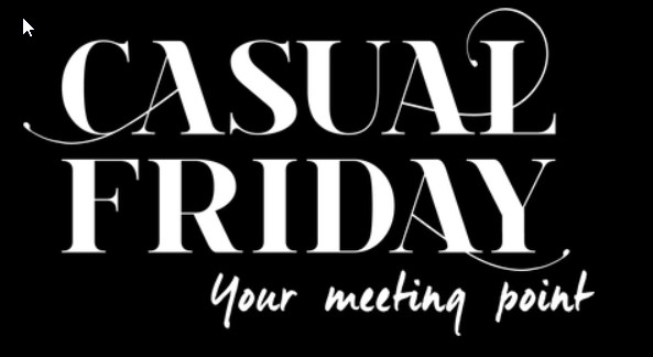 CASUAL FRIDAY - You meeting point - Brabant Wallon