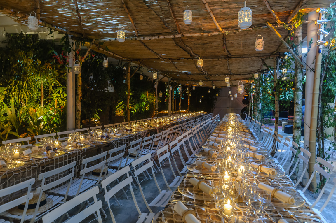 Location de matériel et vaisselle pour fêtes et événements dans le Brabant wallon : Une touche très féminine chez FestiRent