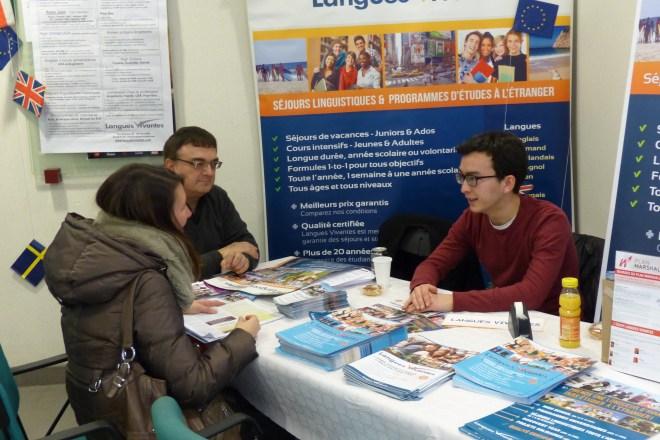 Waterloo : La semaine de la mobilité internationale