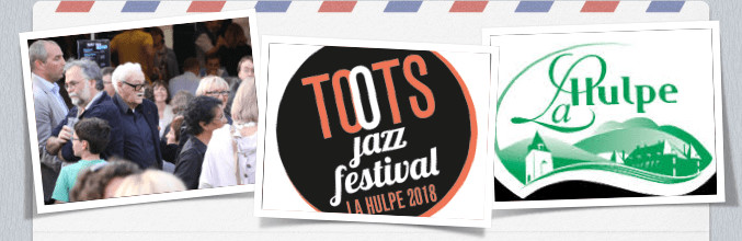 Le Toots Jazz Festival revient à La Hulpe