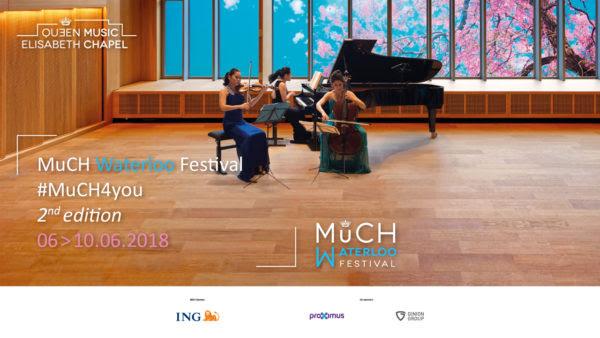 Les tickets du MuCH Waterloo Festival sont en ventes !