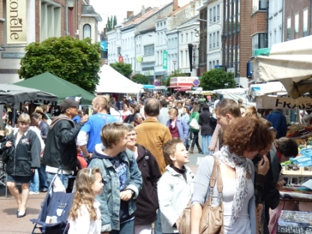 Les photos de la Braderie 2010 !