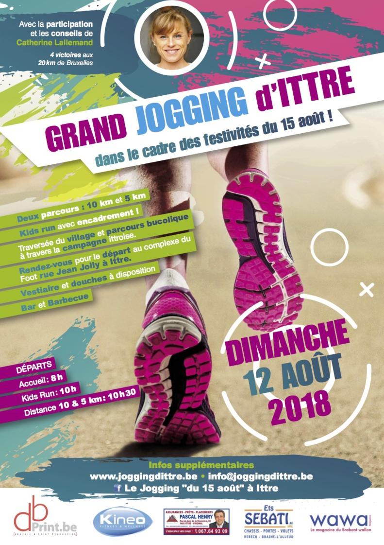 Nouveau : Le Grand Jogging d'Ittre !