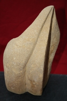 Serge Bastin révèle sa nature dans la pierre