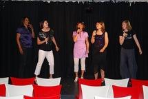 Cours de chant !