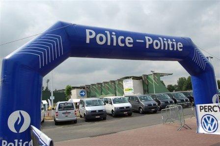 Mission accomplie pour la Police !