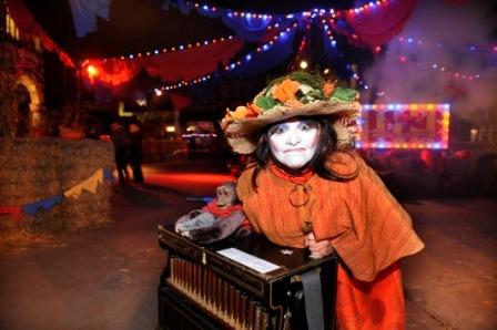 Walibi Belgique Halloween.Halloween
