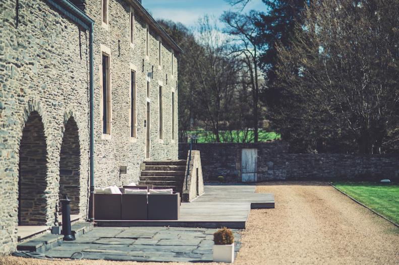 Le Château de Grandvoir, pépite de nos Ardennes.