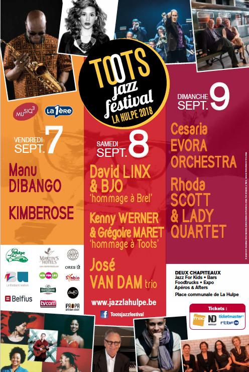 Toots Jazz Festival : 3ème Edition !