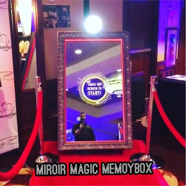 Nouveauté : Le photo miroir magique photobox vous connaissez ? (vidéo)