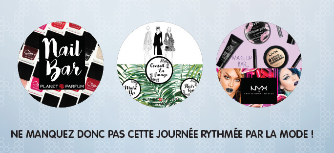La Fashion Day ça se passe au Shopping Nivelles : Venez vous faire chouchouter