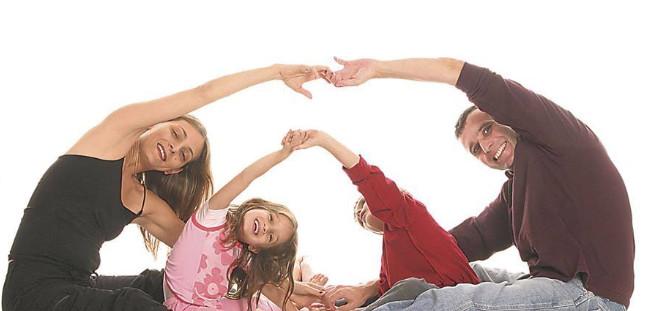 YOGA EN FAMILLE: SÉANCE SUR LE PARTAGE