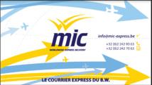 MIC Express ... Rien ne se fige, rien ne s'arrête, tout se transporte... (Livraison express en Brabant wallon)
