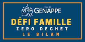 Genappe : « Défi Famille Zéro Déchet » un bilan plus que positif
