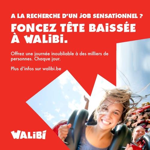 Walibi recrute en masse pour 2019!