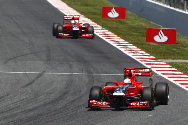 22 mai 2011 - Grand Prix d'Espagne - Course