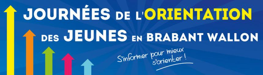 Les Journées de l'Orientation des jeunes en Brabant wallon