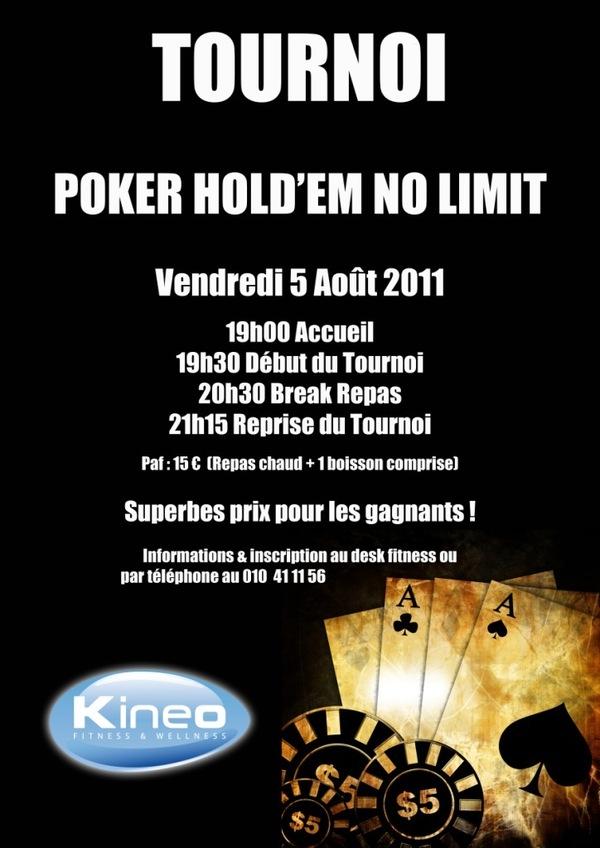 Poker Limelette !