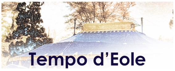 Tempo d'Eole : nouveau spectacle 'La Ville Bleue' sous chapiteau à Jauchelette